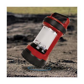 Kampeer-/trekkinglamp Coleman Conquerspin 550 lumen zwart