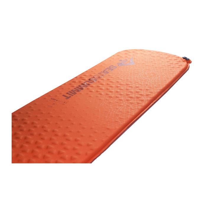 Selbstaufblasende Isomatte Ultralight S.I. orange