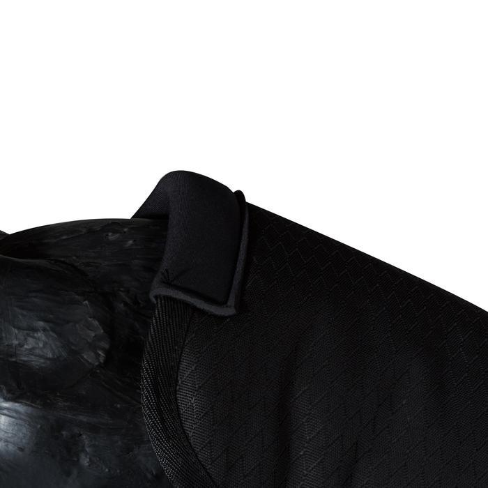 Neck cover equitación caballo ALLWEATHER 300 negro