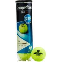 Tennis Ball TB920 Twin 4-Pack - Yellow