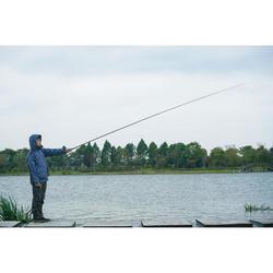 靜水釣魚釣竿LAKESIDE-5 soft travel 450