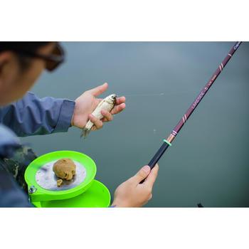 Hengelstok voor statisch vissen Lake Side-5 soft travel 450