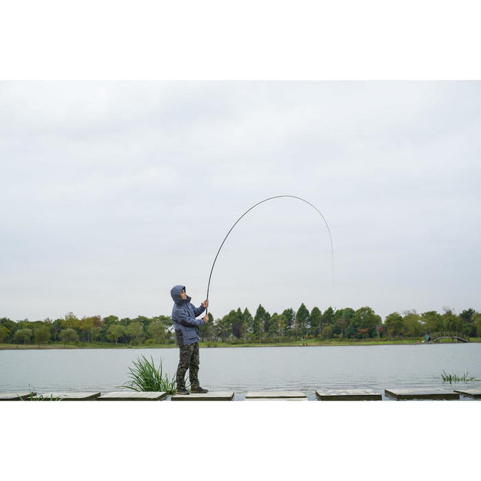 Hengelstok voor statisch vissen Lake Side-5 soft travel 360