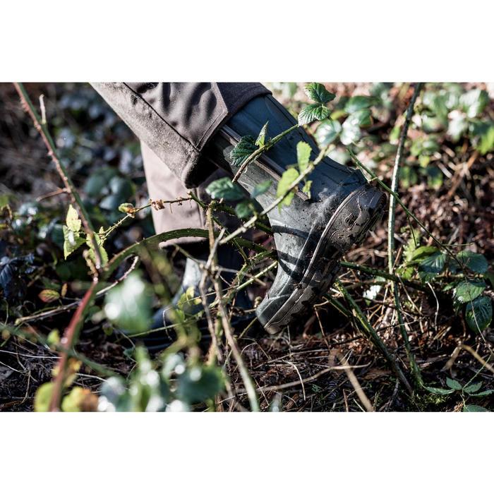 Jachtlaarzen Renfort 540 groen