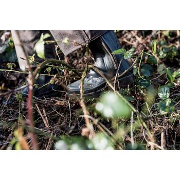 Jachtlaarzen Renfort 540 met rits groen