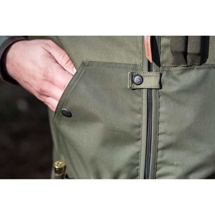 Gilet chasse 100 vert - 1166257
