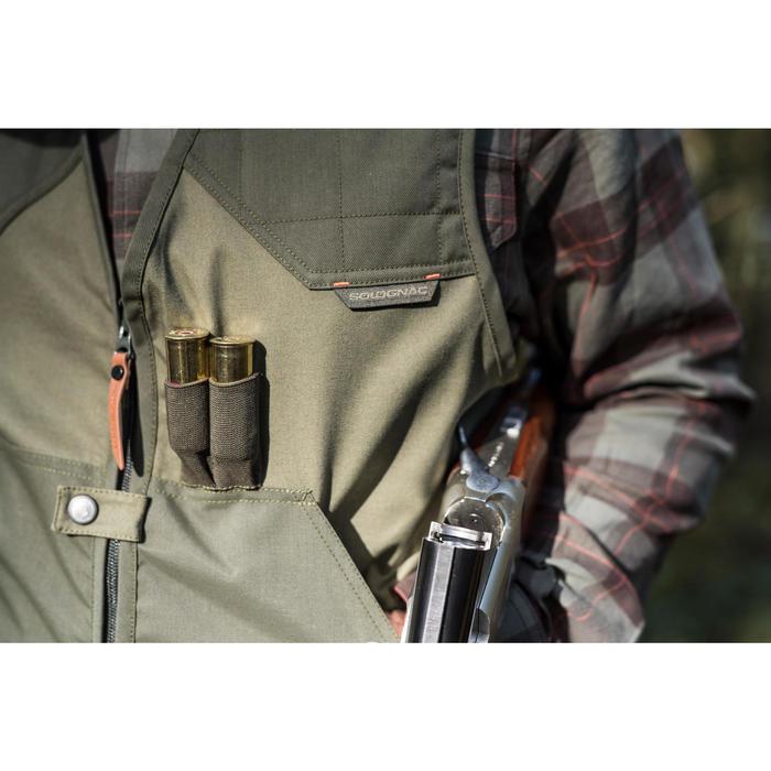 Gilet chasse 100 vert - 1166267