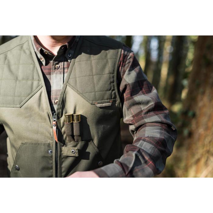 Gilet chasse 100 vert - 1166268
