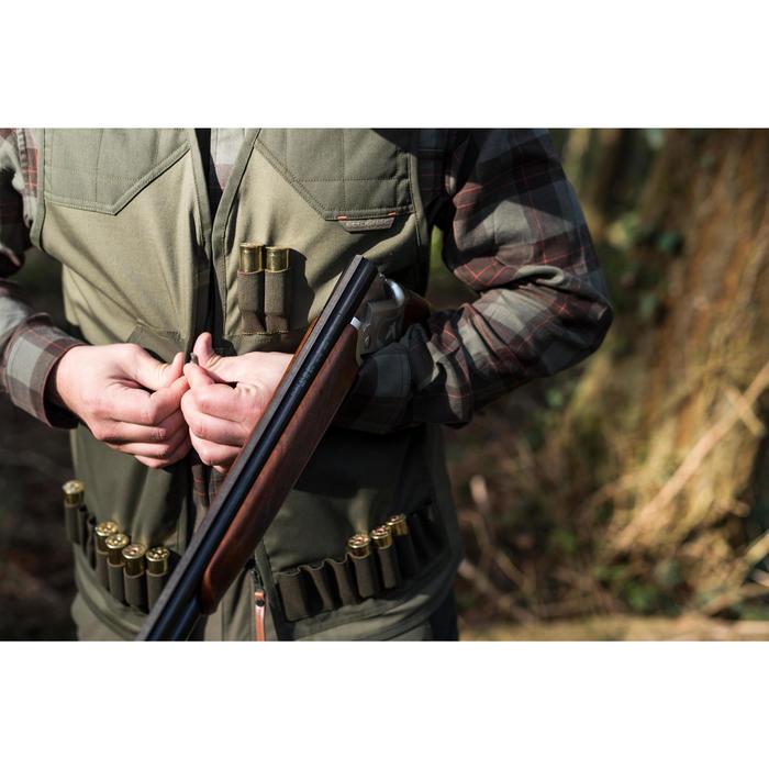 Gilet chasse 100 vert - 1166272