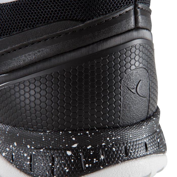 Chaussure de cross training femme noir et blanche Strong 900 - 1166330