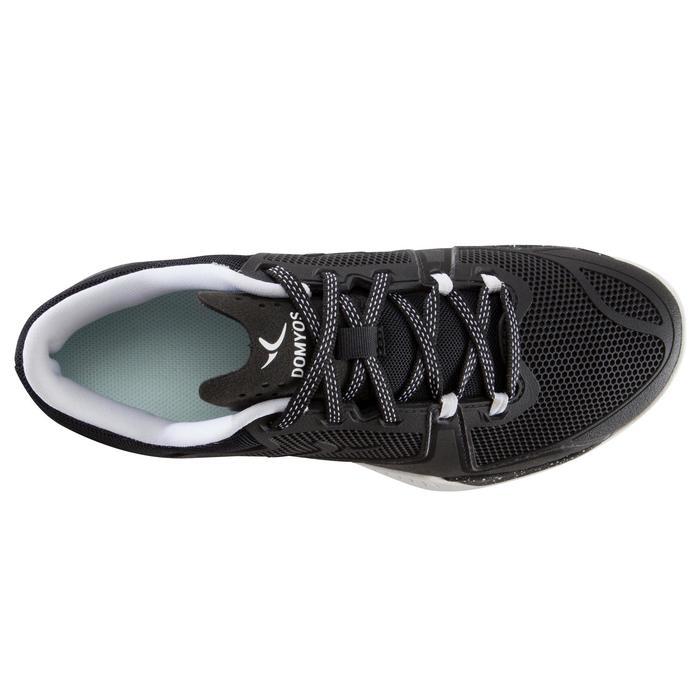 Chaussure de cross training femme noir et blanche Strong 900 - 1166335
