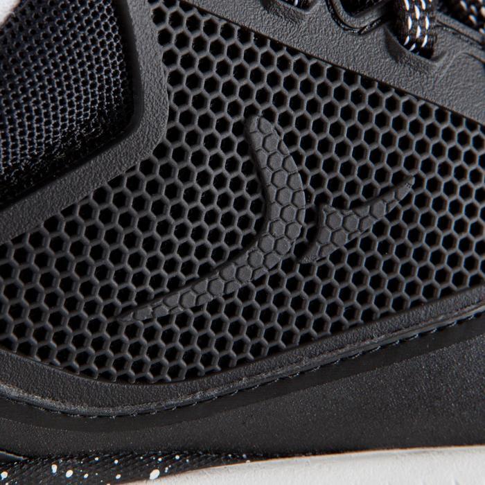 Chaussure de cross training femme noir et blanche Strong 900 - 1166358