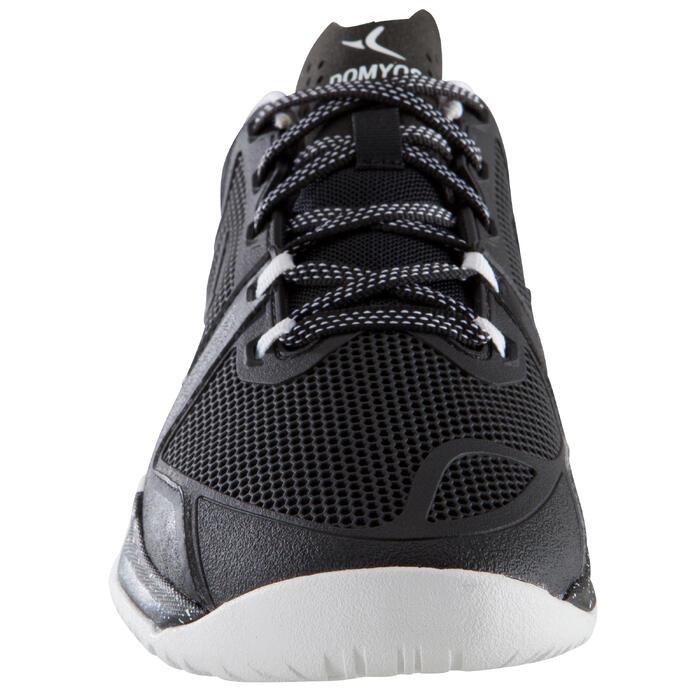 Chaussure de cross training femme noir et blanche Strong 900 - 1166439