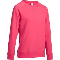 Sweat col rond Gym & Pilates  femme