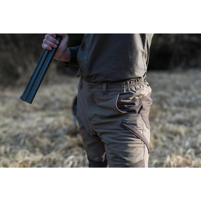Pantalon chasse imperméable Renfort 500 - 1166872