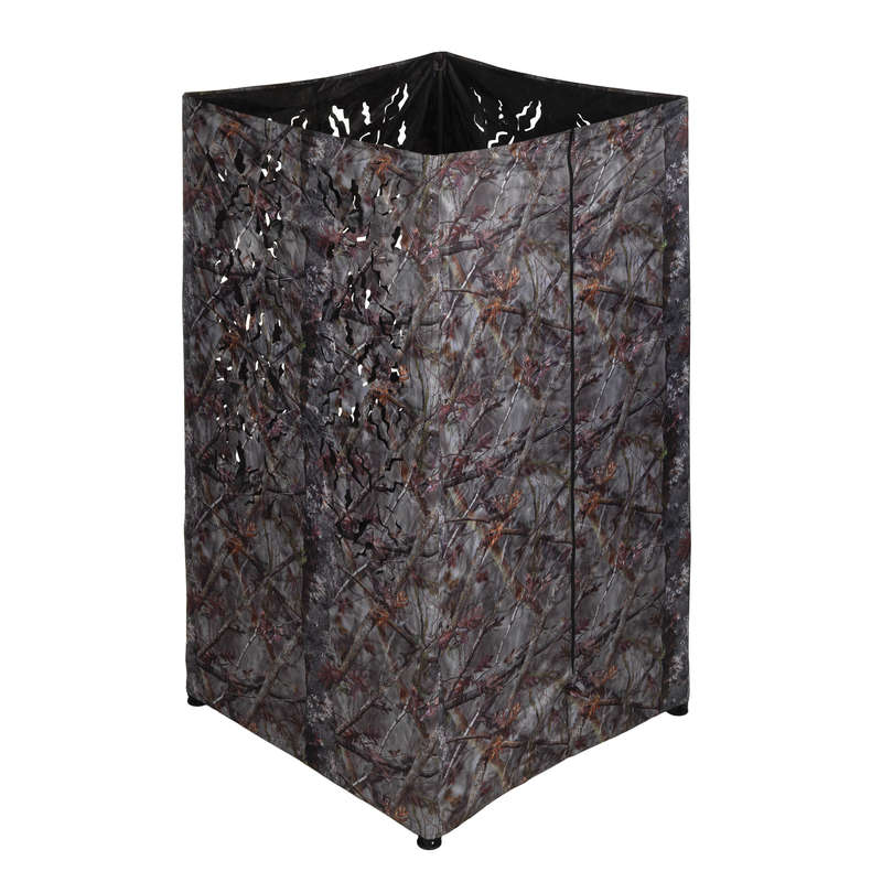 HIDES Shooting and Hunting - 3D SQUARE HIDE KAMO BR SOLOGNAC - Hunting Types