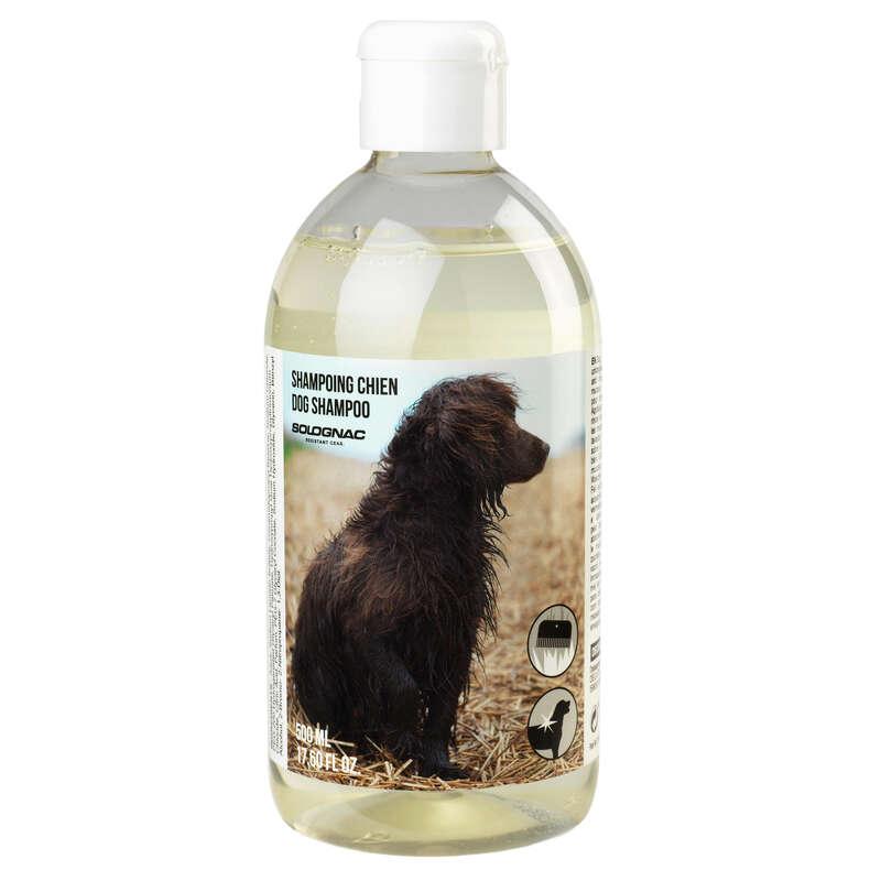 Accesorii câine Vanatoare - Şampon Descurcare păr Câine  SOLOGNAC - Caine de vanatoare