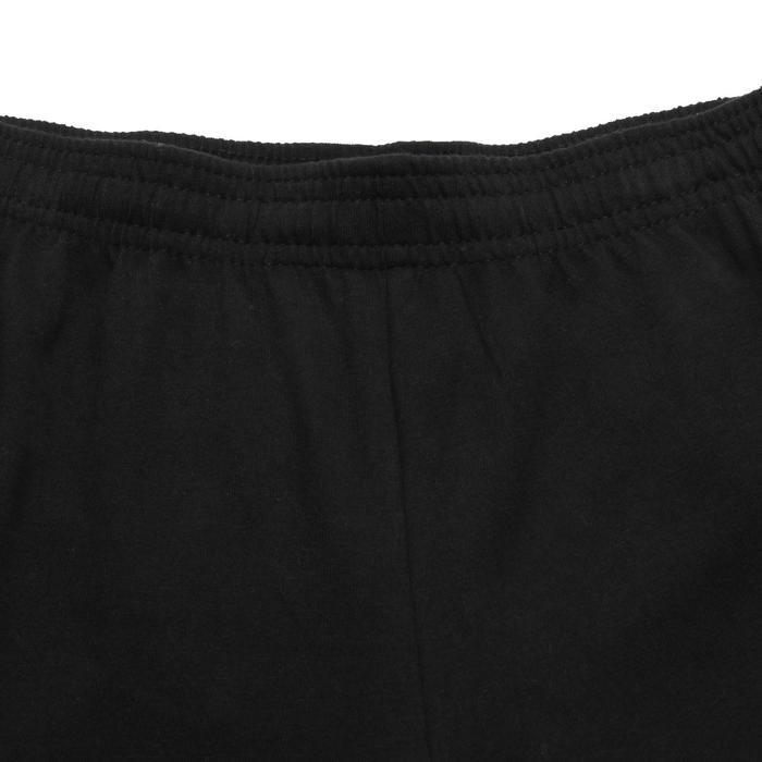 Pantalon jersey regular Gym & Pilates homme gris foncé - 1167015