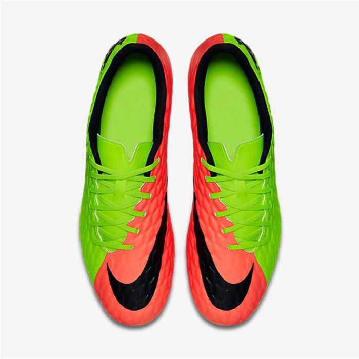 Chaussure de football adulte Hypervenom phade SG verte - 1167099
