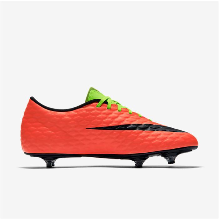 Chaussure de football adulte Hypervenom phade SG verte - 1167100