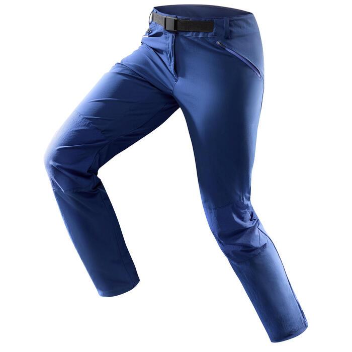 Pantalon de Randonnée en Montagne Forclaz 500 Femme - 1167119