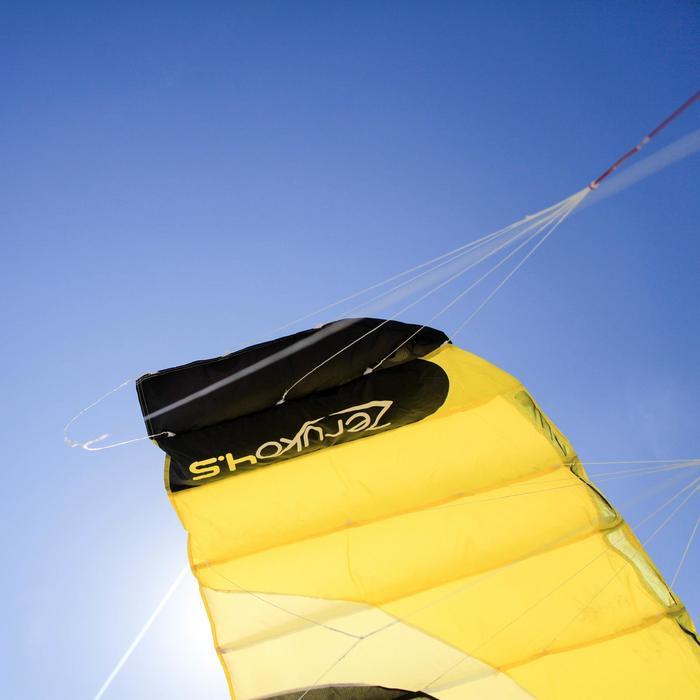 AILE DE TRACTION Zeruko 4.5 m2 + poignées de pilotage - 1167166