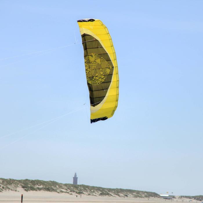 AILE DE TRACTION Zeruko 4.5 m2 + poignées de pilotage - 1167169