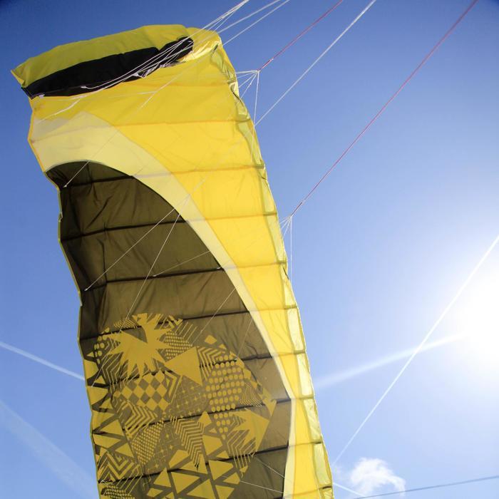 AILE DE TRACTION Zeruko 4.5 m2 + poignées de pilotage - 1167172