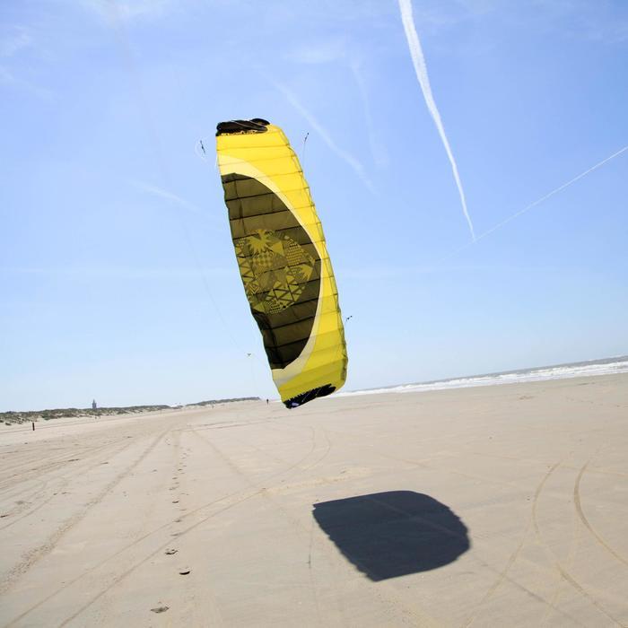 AILE DE TRACTION Zeruko 4.5 m2 + poignées de pilotage - 1167174