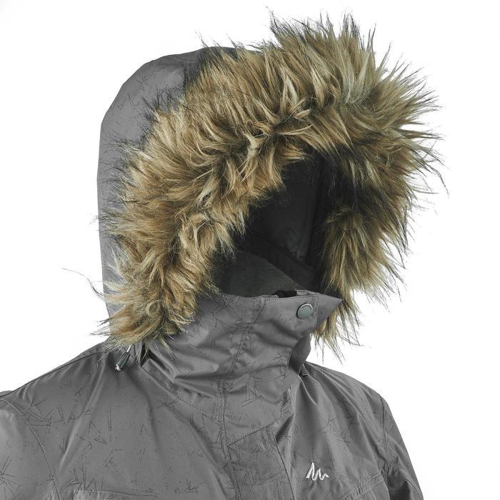 Veste de randonnée neige femme SH900 warm - 1167286
