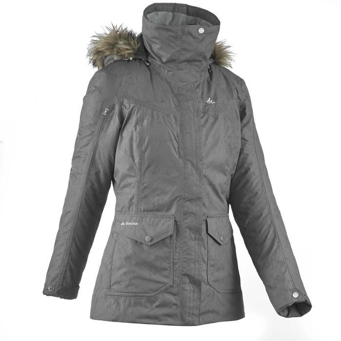 Veste de randonnée neige femme SH900 warm - 1167296