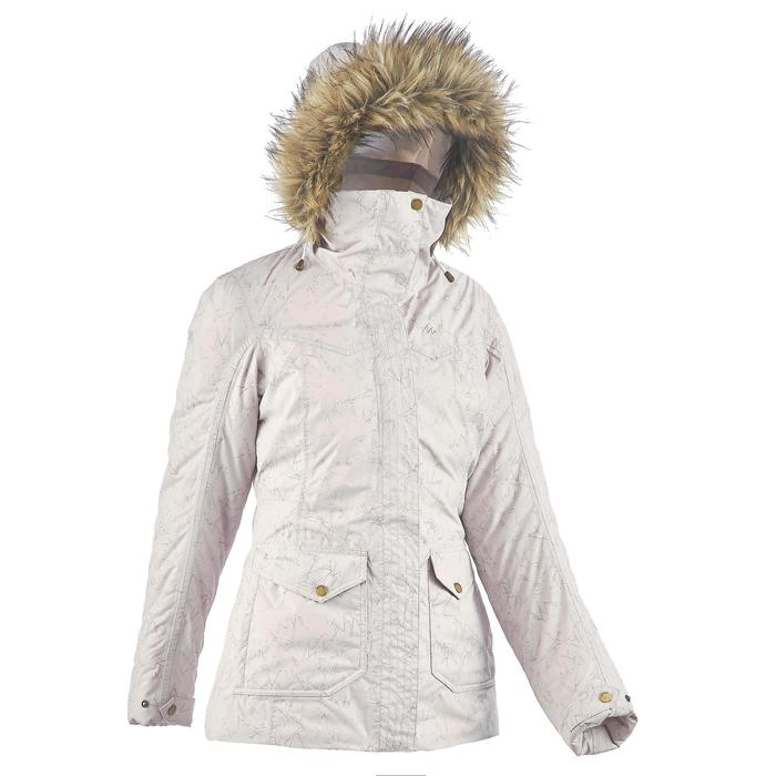 Veste de randonnée neige femme SH900 warm - 1167346