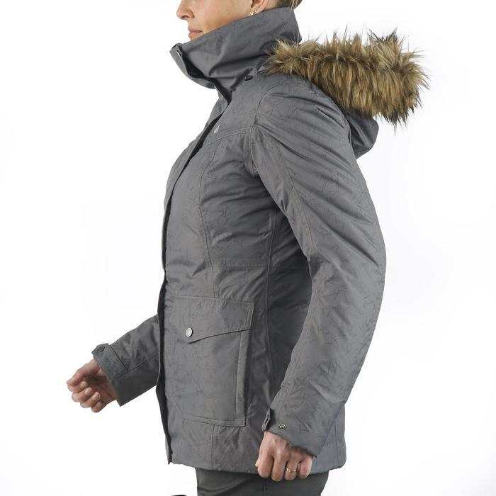 Veste de randonnée neige femme SH900 warm - 1167384