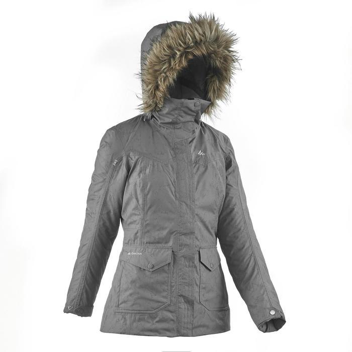 Veste de randonnée neige femme SH900 warm - 1167412