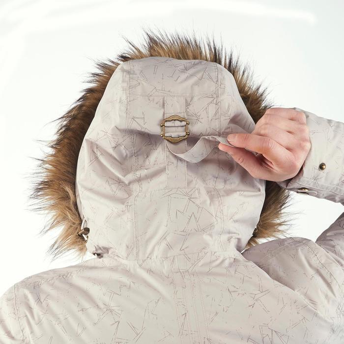 Veste de randonnée neige femme SH900 warm - 1167416