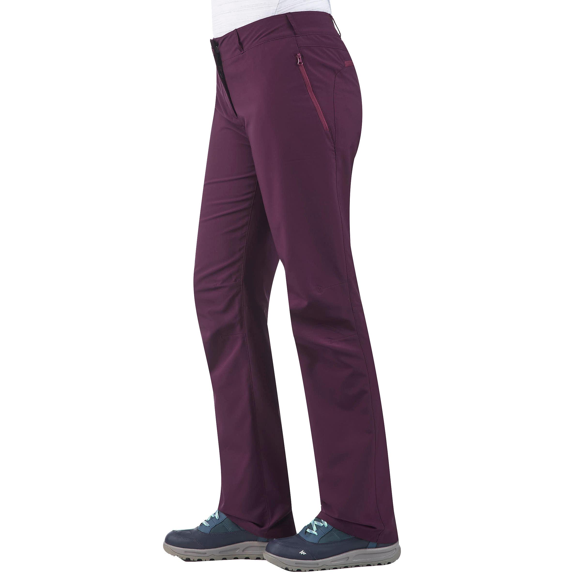 Violet Neige Randonnée Pantalon Chaud De Sh500 Femme UzGMpVSq