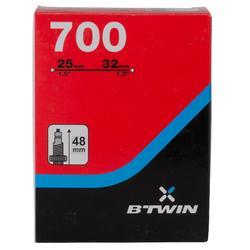 Fahrradschlauch 700 x 25/32 Presta-Ventil