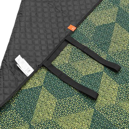 Large Camping and Walking Rug - XL 170 x 210 cm