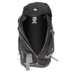 Trekkingrucksack Arpenaz 50 Liter schwarz