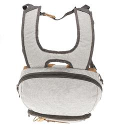 NH500 20-L backpack –MOTTLED Grey