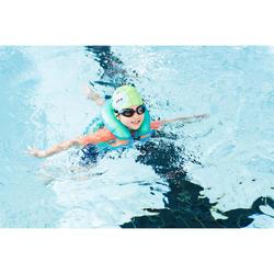Chaleco de natación inflable verde NECKVEST