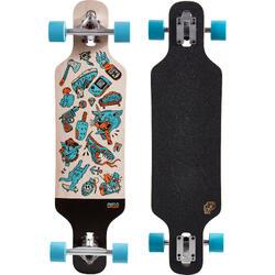 Longboard Drop Mini Core blau