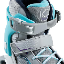 Fit 3 Kids Fitness Skates - Turquoise