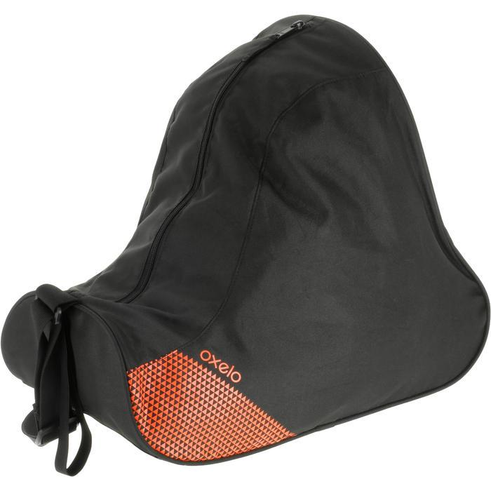 Skatetas Fit 26 liter zwart/oranje