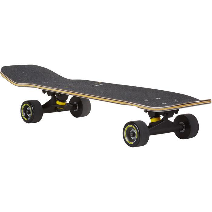 Cruiser Skateboard CITY THRASHER RIDE - 1167911
