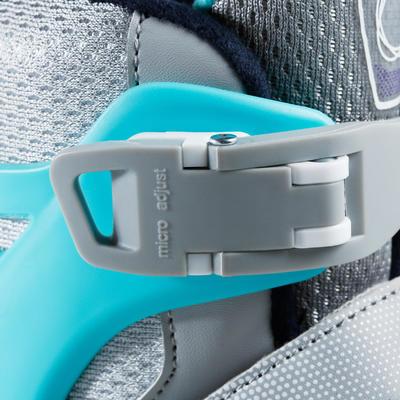 أحذية تزلج خاصة بالأطفال Fit 3-فيروزي