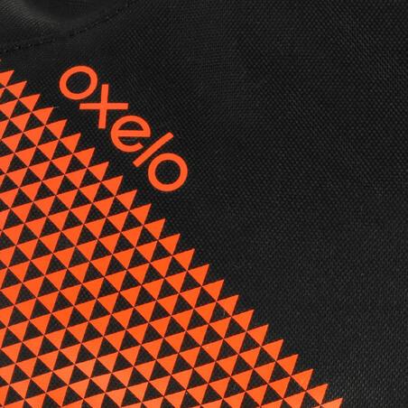 SAC ROLLER FIT 26 litres noir orange