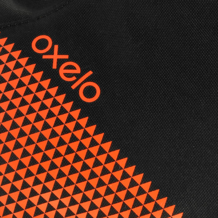 Inlinertasche FIT 26 Liter schwarz/orange