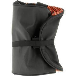 Skatetas Fit 26 liter zwart oranje