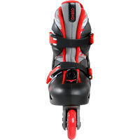 Play 5 Kids Skates - Red/Black
